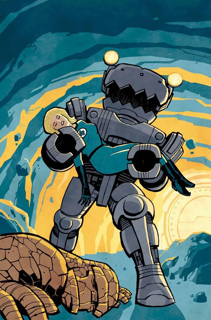 Wrecker's Robot (Earth-616)/Gallery
