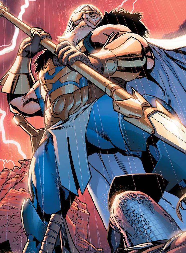 Odin Borson (Earth-616)