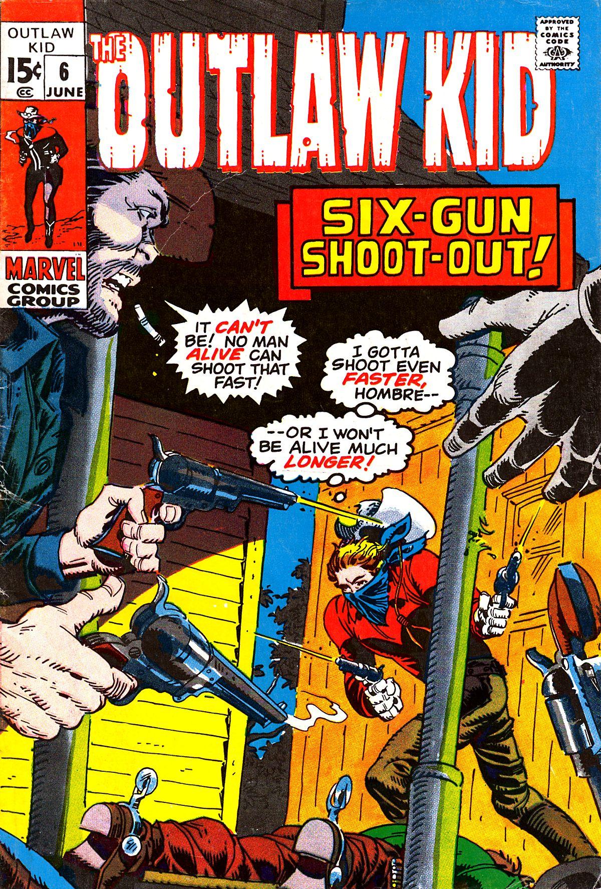 Outlaw Kid Vol 2 6