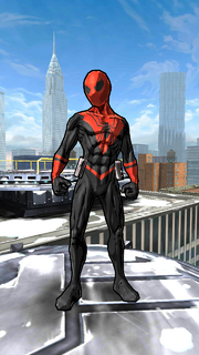 Peter Parker (Earth-TRN506) from Spider-Man Unlimited (video game).png