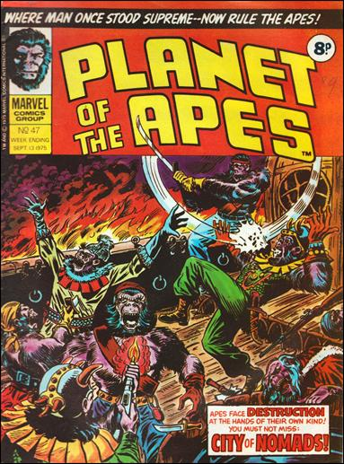 Planet of the Apes (UK) Vol 1 47
