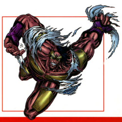 Rafael Carago (Earth-616) from All-New Official Handbook of the Marvel Universe A to Z Vol 1 5 0001.png