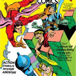 Red Raven Comics Vol 1 1