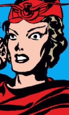Rhaya (Earth-616)