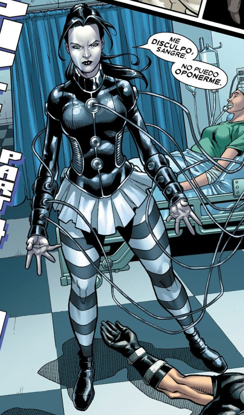Serafina (Earth-616)