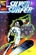 Silver Surfer Vol 3 .5