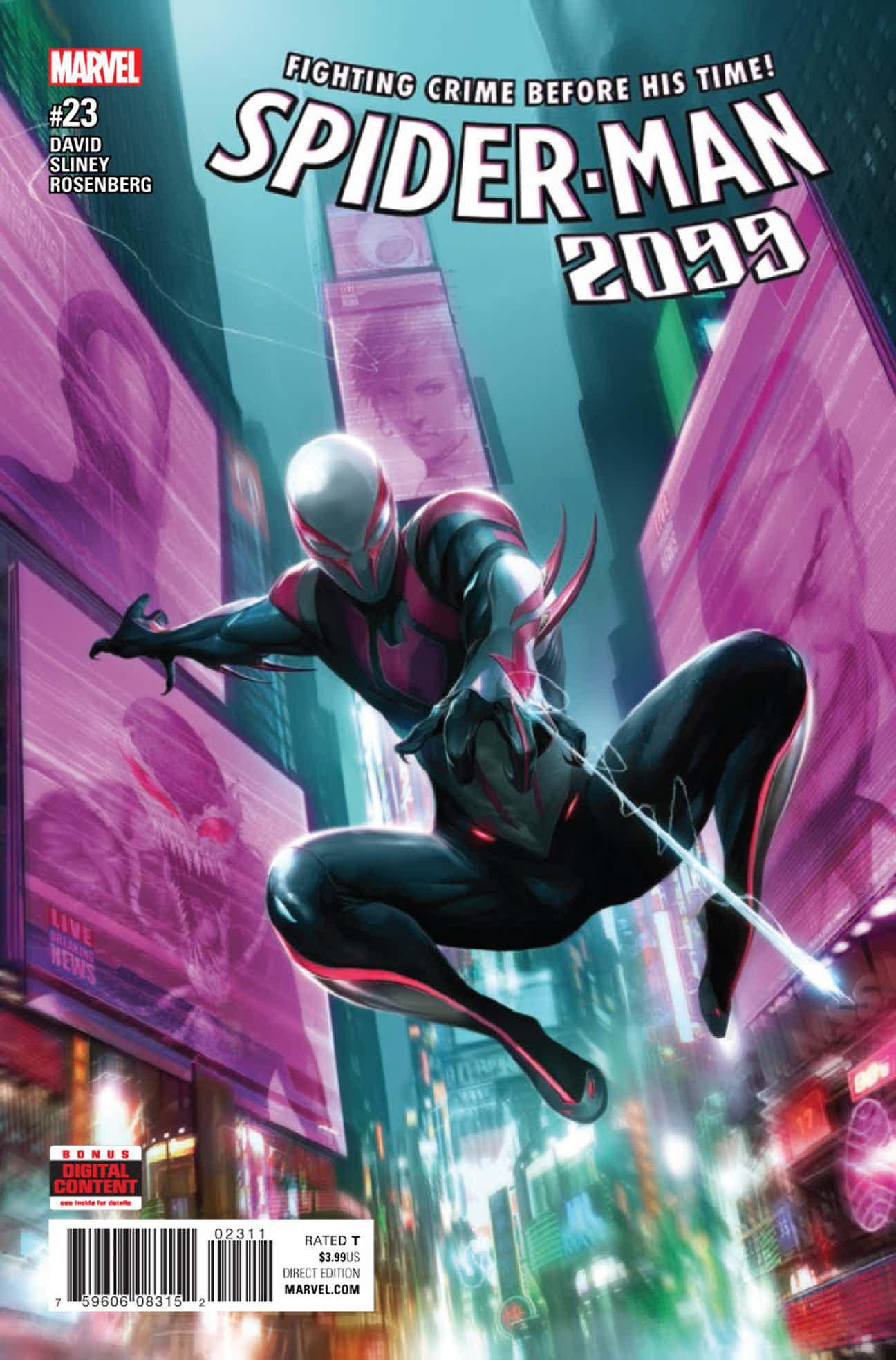 Spider-Man 2099 Vol 3 23