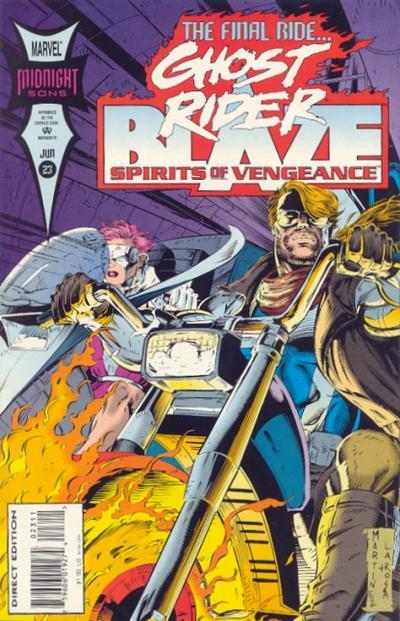 Ghost Rider/Blaze: Spirits of Vengeance Vol 1 23