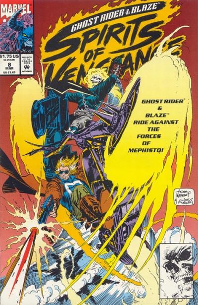 Ghost Rider/Blaze: Spirits of Vengeance Vol 1 8