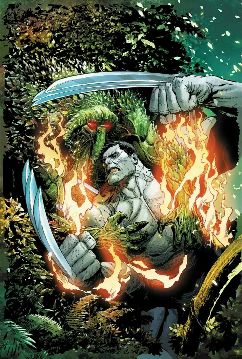 Man-Thing (Roxxon) (Earth-616)