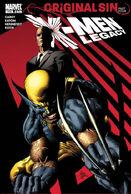 X-Men Legacy Vol 1 218