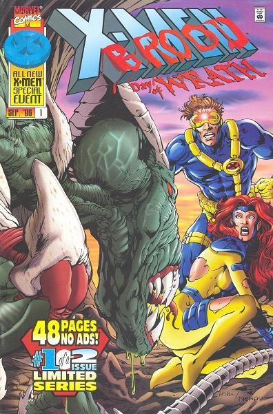 X-Men vs. the Brood Vol 1
