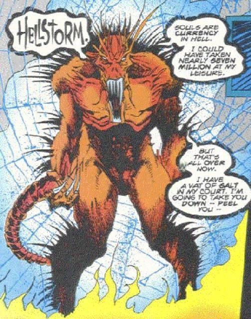 Zahgurim (Earth-616)