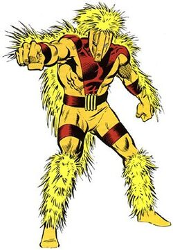 Alexander Gentry (Earth-616) from Official Handbook of the Marvel Universe Vol 2 19 0001.jpg