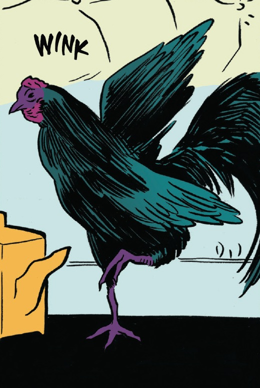 Alfredo (Chicken) (Earth-616)