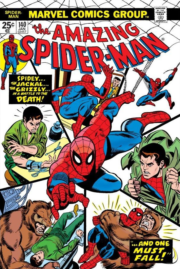 Amazing Spider-Man Vol 1 140