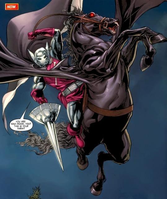 Bram Velsing (Earth-616)