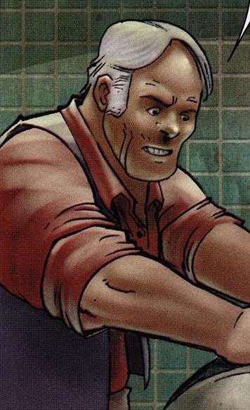 Coach Cady (Earth-616)
