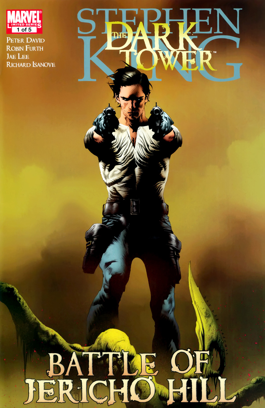 Dark Tower: The Battle of Jericho Hill Vol 1