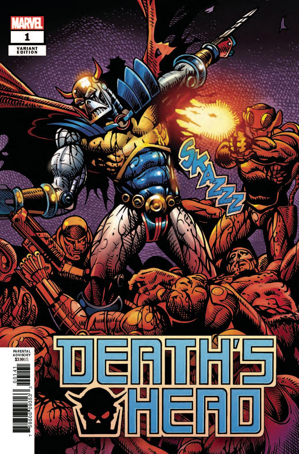 Death's Head Vol 2 1 Remastered Variant.jpg