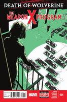 Death of Wolverine The Weapon X Program Vol 1 4