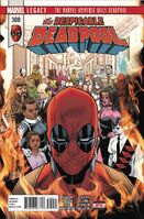 Despicable Deadpool Vol 1 300