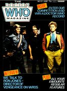 Doctor Who Magazine Vol 1 101