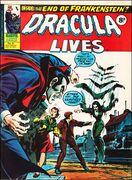 Dracula Lives (UK) Vol 1 8