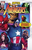 Empyre Avengers Vol 1 1