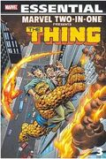 Essential Series Marvel Two-in-One Vol 1 3