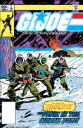 G.I. Joe A Real American Hero Vol 1 2