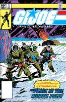 G.I. Joe A Real American Hero Vol 1 2