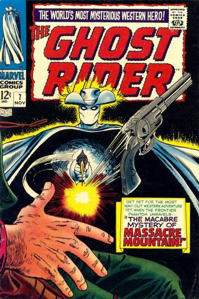 Ghost Rider Vol 1 7