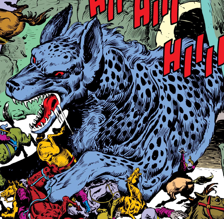 Ghoul-Hyena of Chaos (Earth-616)