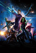 Guardians of the Galaxy (film) poster 010