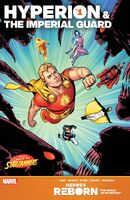 Heroes Reborn Hyperion & the Imperial Guard Vol 1 1