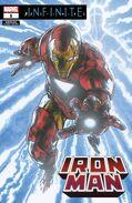 Iron Man Annual Vol 3 1 Charest Variant