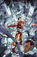 Iron Man Vol 6 1 Weaver Variant Textless
