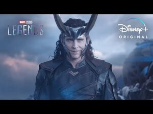 Loki - Marvel Studios Legends - Disney+