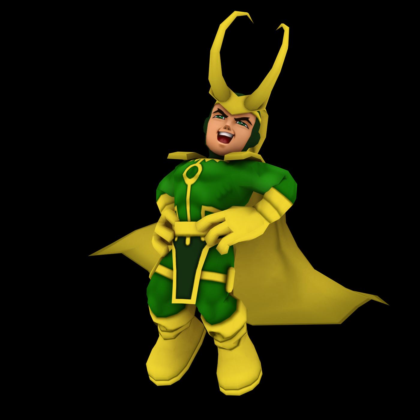 Loki Laufeyson (Earth-91119)