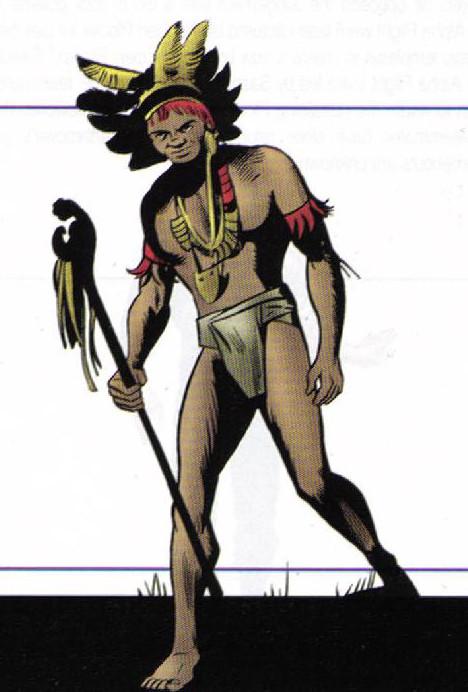 M'Gumbu (Earth-616)