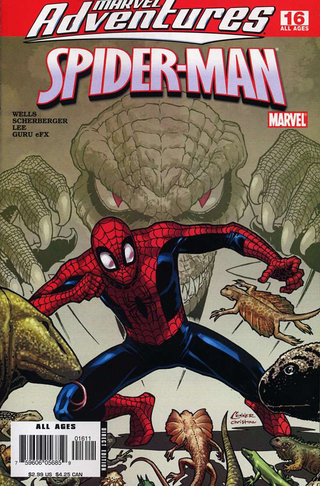 Marvel Adventures: Spider-Man Vol 1 16