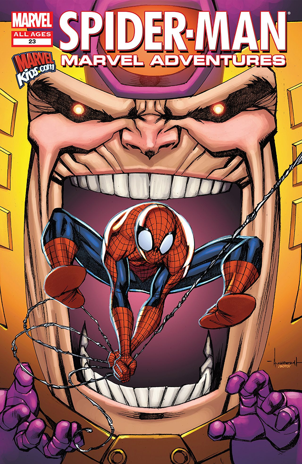Marvel Adventures: Spider-Man Vol 2 23
