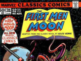 Marvel Classics Comics Series Featuring The First Men in the Moon Vol 1 1