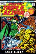 Marvel Triple Action Vol 1 2