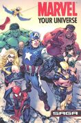 Marvel Your Universe Saga Vol 1 1
