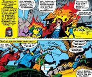 Max Eisenhardt (Earth-616), Wanda Maximoff (Earth-616) and Pietro Maximoff (Earth-616) from Avengers Vol 1 47 001