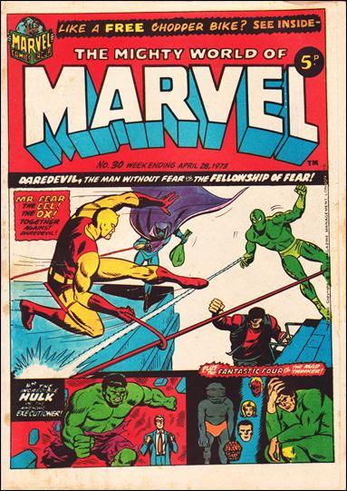Mighty World of Marvel Vol 1 30