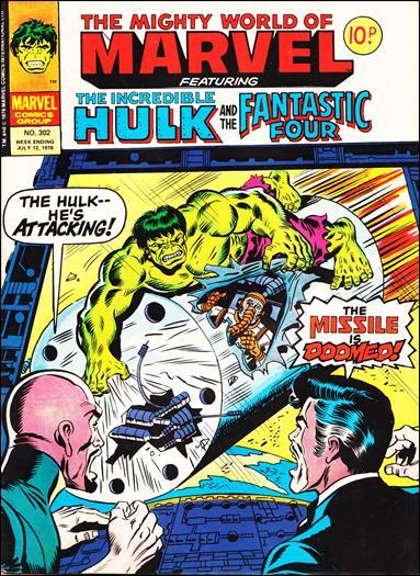 Mighty World of Marvel Vol 1 302