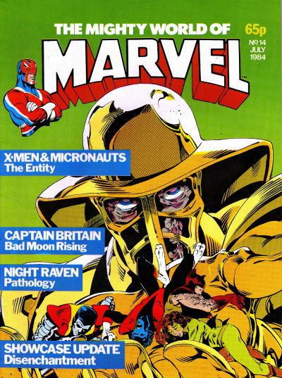 Mighty World of Marvel Vol 2 14